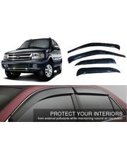 Tata Safari Door Rain Visor ( Set of 6...