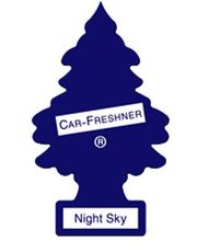 Little Trees - Nighty Sky hanging perfume (Pack of 3) (Blue)