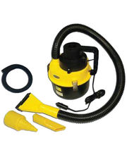 Multipurpose Wet And Dry Car Vacuum Cleaner Cum Air Inflator
