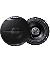 Blaupunkt 2-Way Coaxial System Pure Coaxial 66.2 Car Speakers