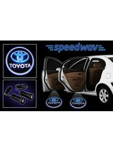 Speedwav Car Door Ghost / Projector / Shadow Laser Light - Toyota Liva