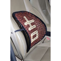 Raaisin CAR BACK REST-BOLD EDITION, multicolor