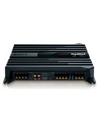 Sony Xplod-xm-n1004 Car stereo amplifier,  black