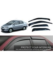 Honda City ZX Door Rain Visor ( Set of...
