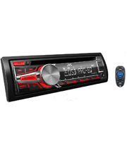 JVC KD-R456 CD/MP3 Receiver With Front Aux & USB, black