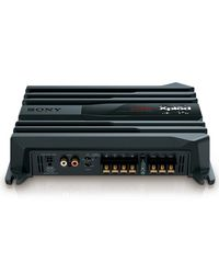 Sony Xplod 2/1 Channel Stereo Power Amplifier,  black