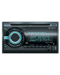 Sony WX 800UI In Car CD Player