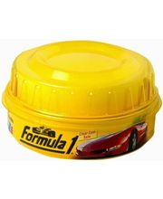 Formula1 Carnauba Car Wax Polish 230 gms (Yellow)
