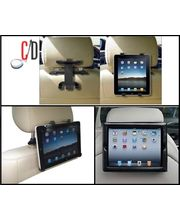 Choyo- Car HeadRest Mount IPAD Holder with 360 Degree Rotation, black