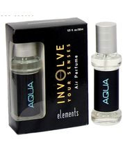 Involve Elements Air Perfume Spray, aqua