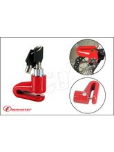 FloMaster Disk Break Lock Black, red