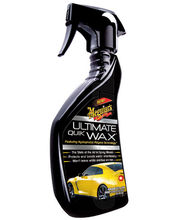Meguiar's - Ultimate Quick Wax 450ml, multicolor