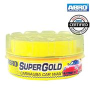 ABRO Super Gold Paste Wax PW-400 (230 gm), multicolor
