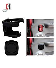 FloMaster-Foldable Car Drink / Can / Glass / Bottle Holder, black