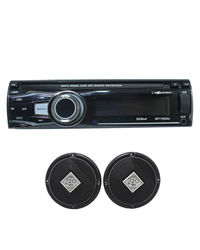 "Worldtech Car Audio WT - 7005U with 6"" Speaker"