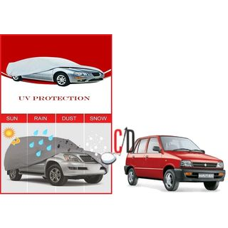 FloMaster Maruti 800 Heavy Quality Water Resistant Car Body Cover