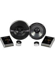 Sony Xplod 17cm 2-way separate-type Car speakers (Set of 2), black
