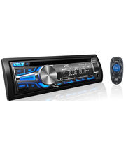 JVC KD-R746BT CD/MP3 Receiver With Bluetooth, USB & Aux, black