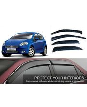 Fiat Punto Door Rain Visor ( Set of 4...
