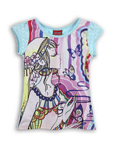 Lilliput Girl's T-Shirts, 6 7 years