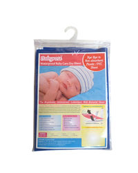 Babyrose Waterproof Baby Sleeping Mat - Small, small, dark blue