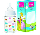 Baby Dreams Wide Mouth Feeding Bottle (Multicolor)