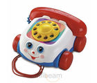 Fisher Price Chatter Telephone-77816 (Multicolor)