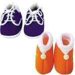 Set Of Baby Shoes, multicolor