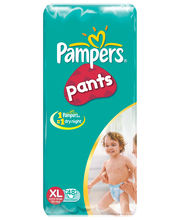 Pampers Diaper Pants Extra Large - 48 Pieces