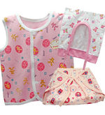 Baby Hosiery Cotton Clothing combo (Multicolor)