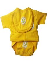 Nappy Suit Lemon (Yellow)