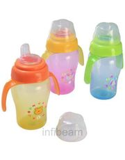 aby Sipper With Soft Soput And Cover-1 pc