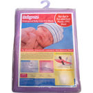 Babyrose Waterproof Baby Sleeping Mat - Large, purple, large
