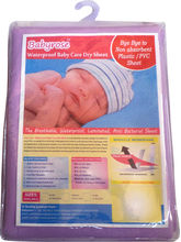 Babyrose Waterproof Baby Sleeping Mat - Large, Pur...