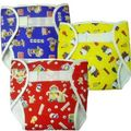 3Pcs Diaper Set - Small