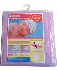 Babyrose Waterproof Baby Sleeping Mat - Medium, purple, medium