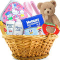 Newborn Baby Care Basket