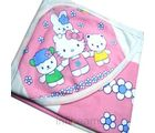 Baby Wrapping Towel (Pink)