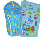Baby Bedding Gift Combo Set (Blue)