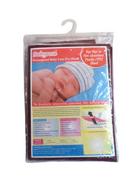 Babyrose Waterproof Baby Sleeping Mat - Small, small, maroon