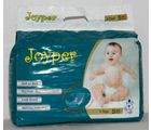 Baby Diapers Small Size 36 pcs pack set of 2 (White)