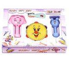 Baby Rattle Set - 2 (Multicolor)