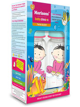 Baby Dreams Twin Buddy 250 ML (Multicolor)