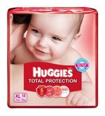 Huggies Total Protection (XL - 15 pieces)