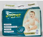 Baby Diapers Medium Size pack of 30pcs (White)