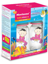 Baby Dreams Twin Buddy 150 ML (Multicolor)