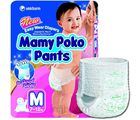MamyPoko Pants : Pant Style Diapers (White, M, 20)