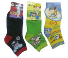 Kids Ankle Socks (Multicolor)