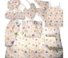Baby 10pcs Set (Multicolor)