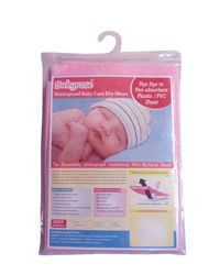 Babyrose Waterproof Baby Sleeping Mat - Small, small, pink
